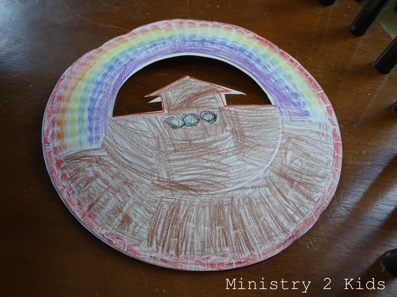 I absolutely love this craft! Itu0027s so colorful and fun yet very simple to make with readily available supplies. Itu0027s a Noahu0027s Ark basket which holds animal ... & Noahu0027s Ark Paper Plate Basket Craft u2013 Ministry 2 Kids