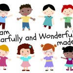 'I Am Fearfully and Wonderfully Made' Childrens Lesson on Psalm 139:14