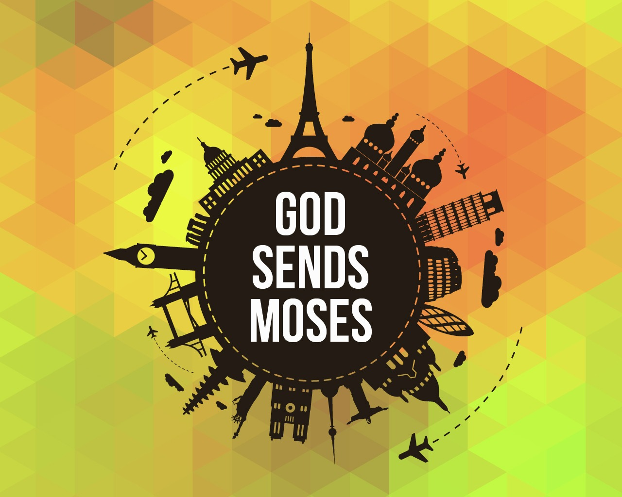 God Sends Moses Sunday School Lesson Exodus 14