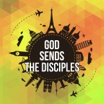 'God Sends The Disciples' Sunday School Lesson (Matthew 28:16-20)