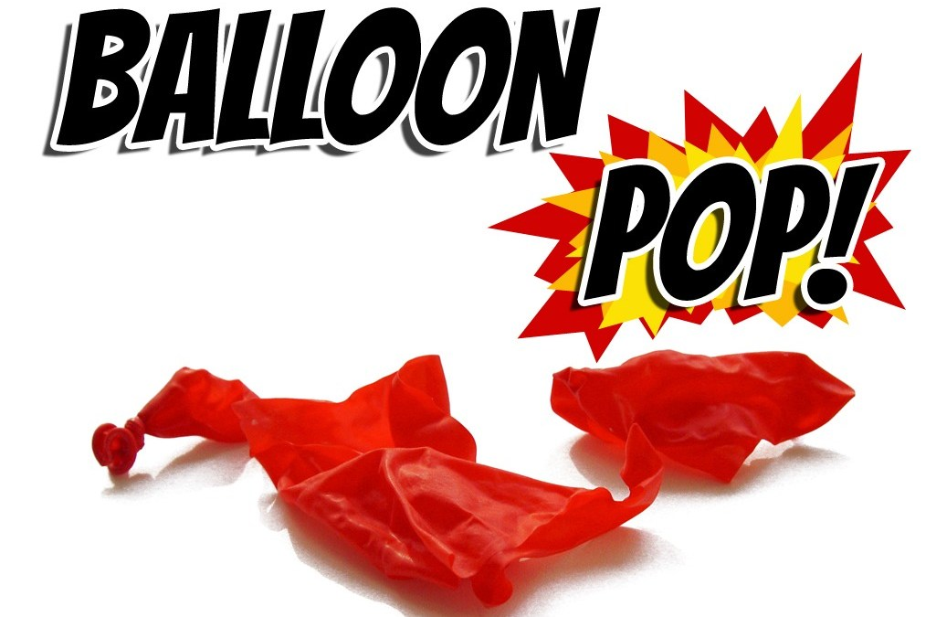 'Balloon Pop!' Game