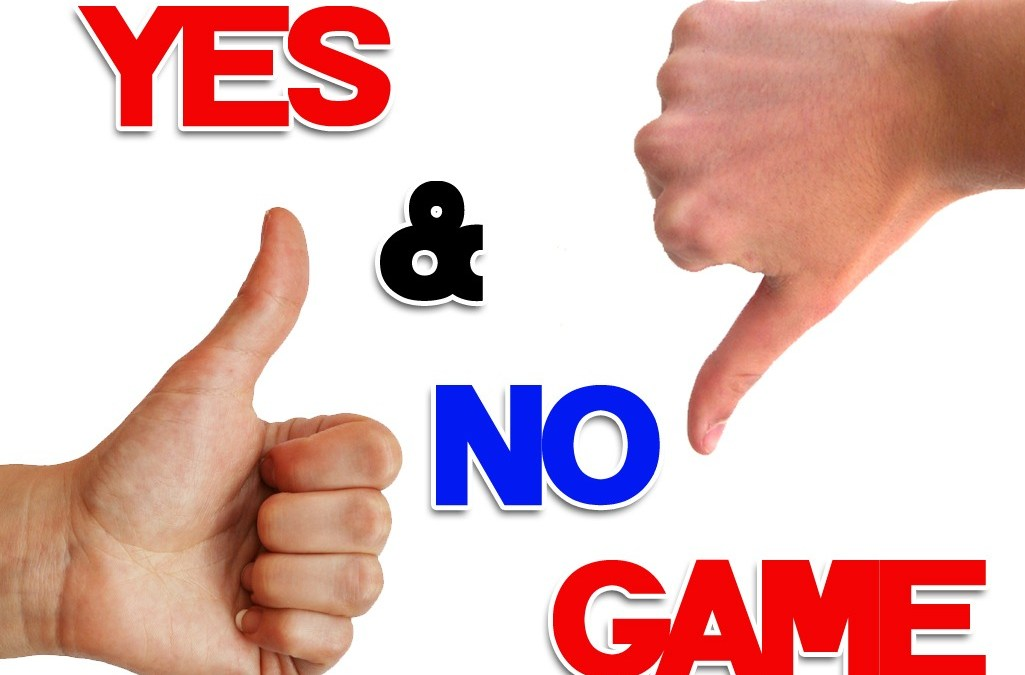 'Yes and No' Game