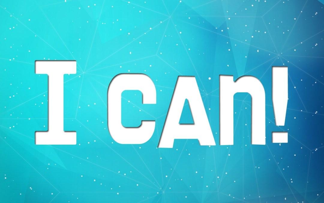 'I Can!' Sunday School Lesson (Exodus 4:10-31)