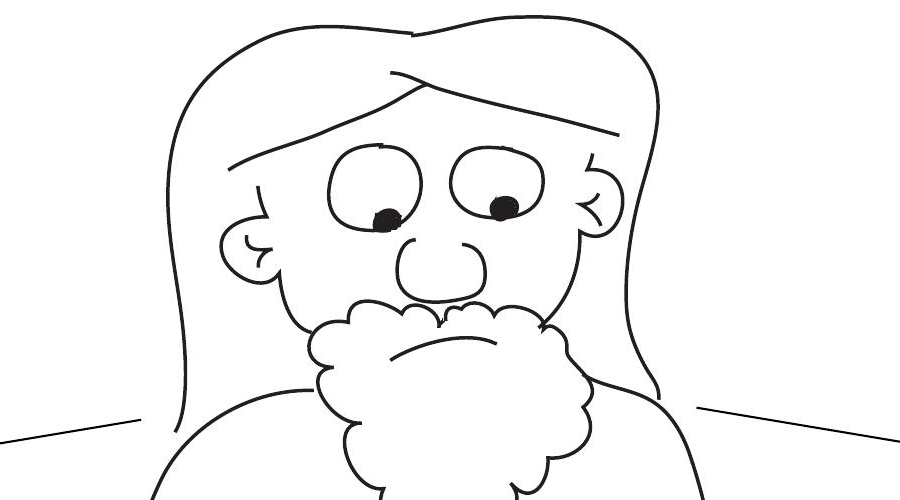 Cheer Up, Moses! Printable Activity Sheet