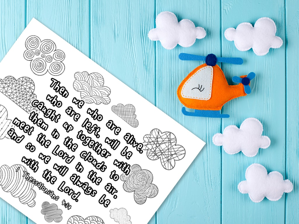 17 1 Coloring Pages Verse Bible And James