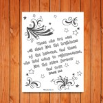 'Shine Like Stars' Printable (Daniel 12:3)