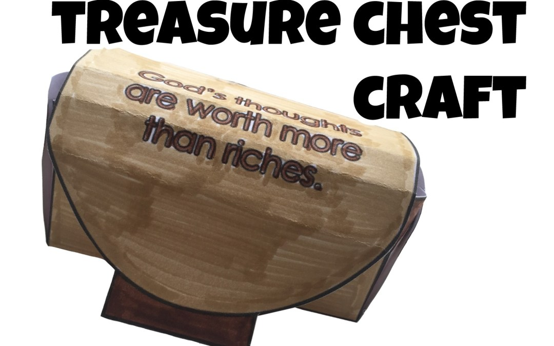 Treasure Chest Craft