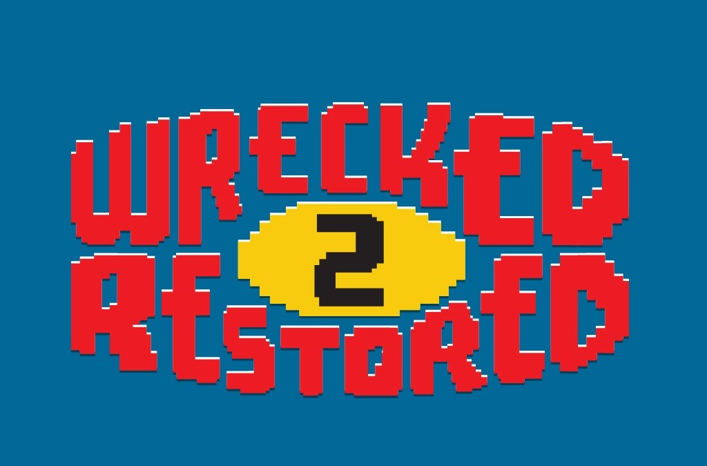'Wrecked 2 Restored' Free VBS or Teaching Series