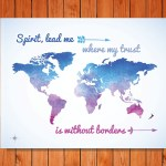 'Spirit Lead Me' Printables