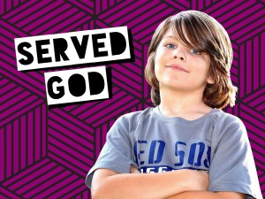 Click here for the 'Served God' Childrens Lesson Powerpoint image