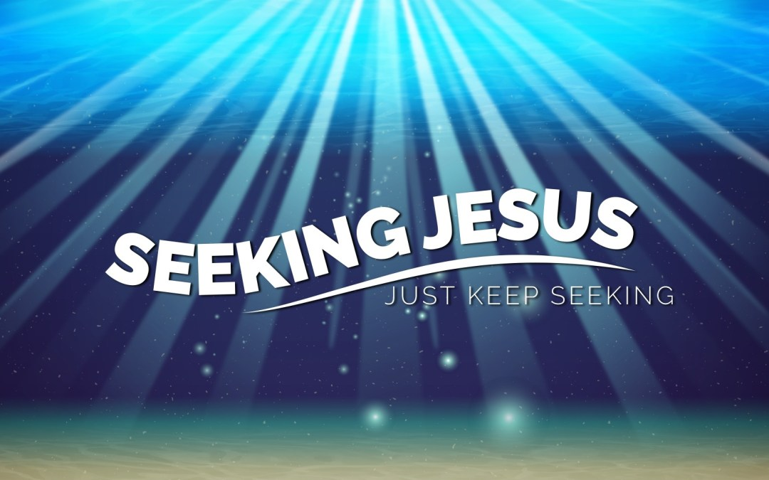 'Seeking Jesus' Childrens Lesson on The Bleeding Woman (Luke 8:43-48)