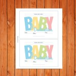 Free 'Baby Dedication Invites' Printable