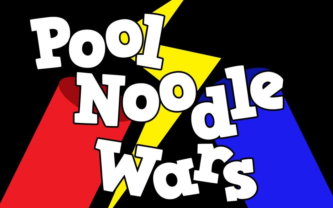 'Pool Noodle Wars' Game