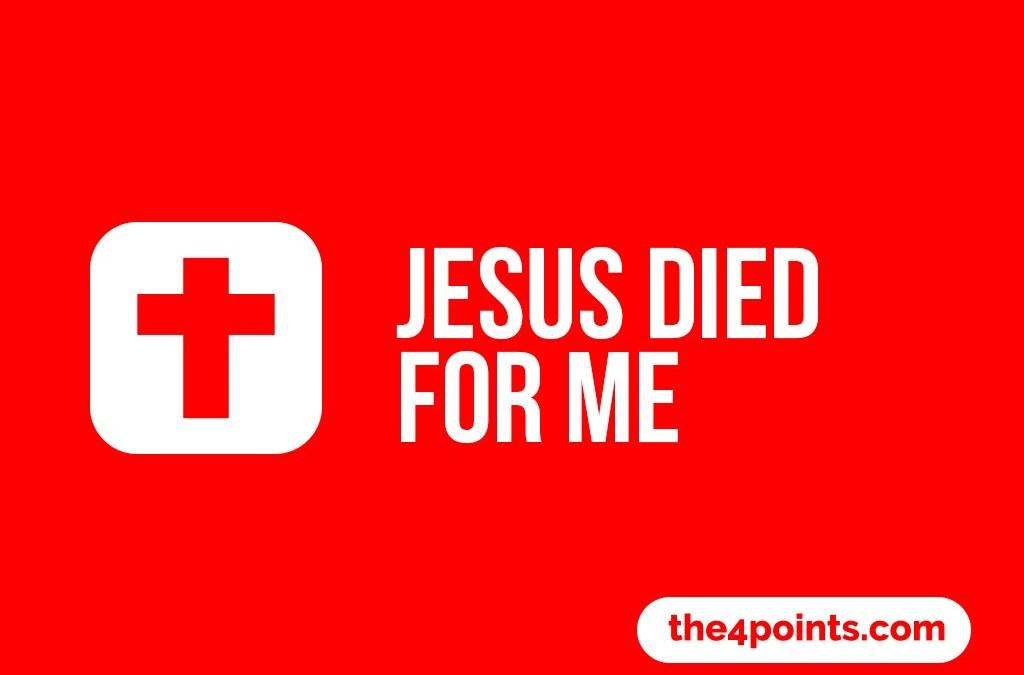 'Jesus Died For Me' Childrens Lesson on Jesus' Death