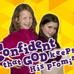 'Confident that God Keeps His Promises' Childrens Lesson on Exodus