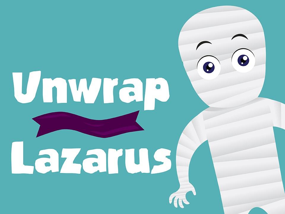 Unwrap Lazarus
