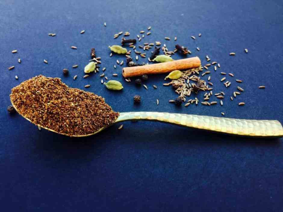 Garam Masala - Home made 5-ingredient recipe