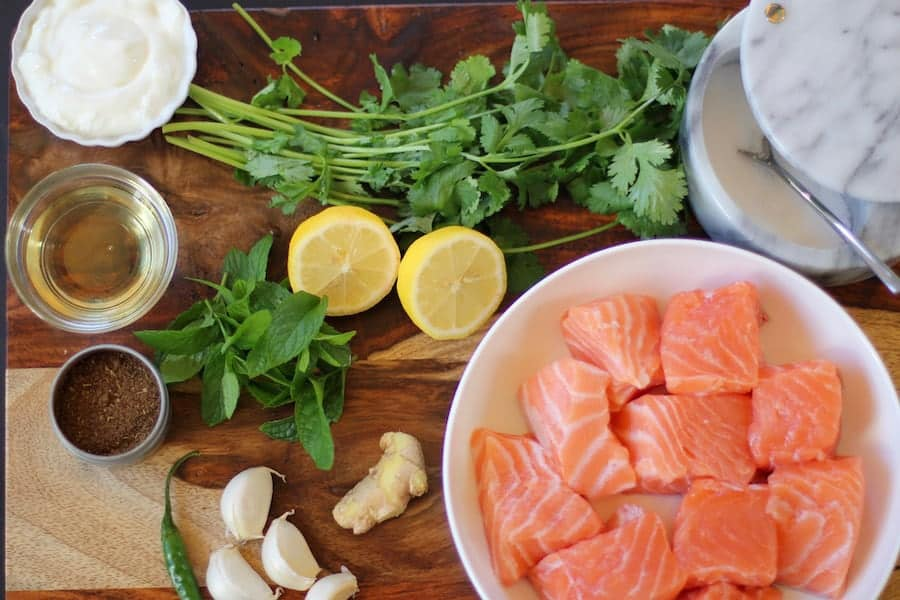 salmon-tikka-masala-skewers-ingredients