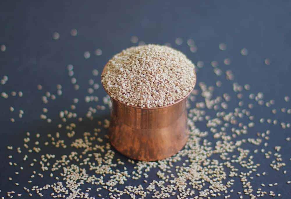 sesame chikki seeds