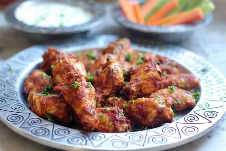 tandoori chicken wings2