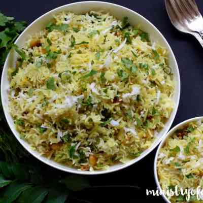 Tasty Cabbage Rice – Instant Pot