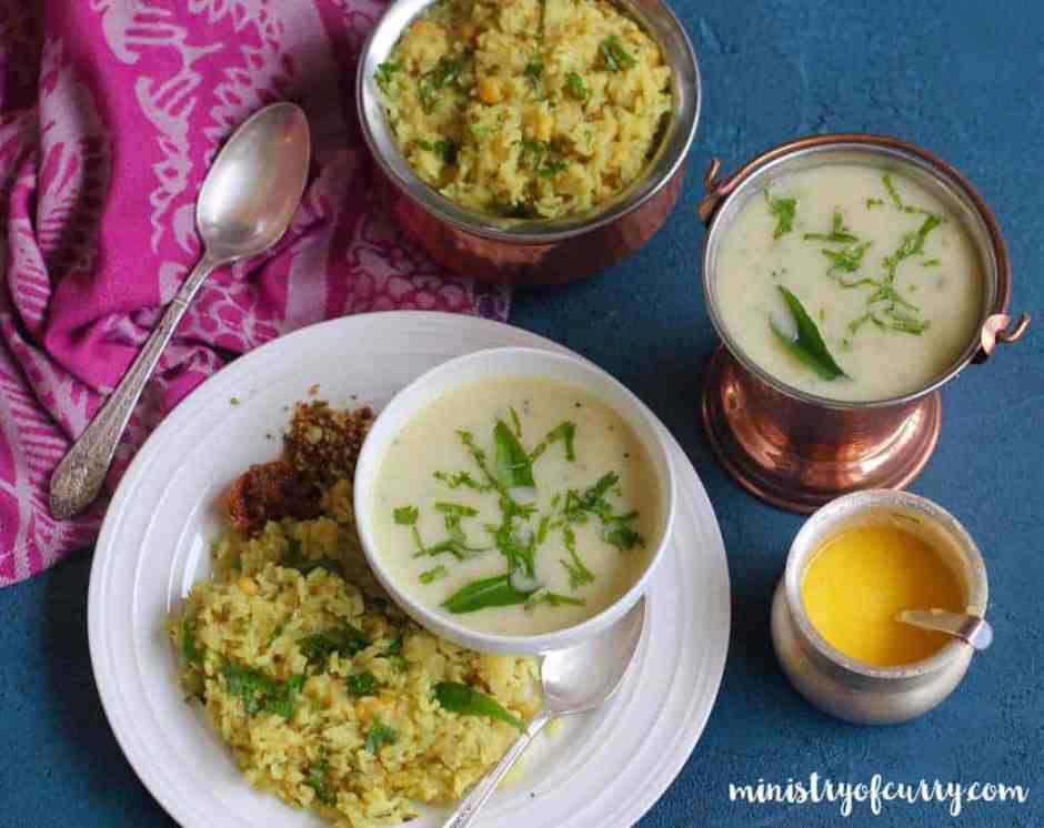 kadhi and khichdi