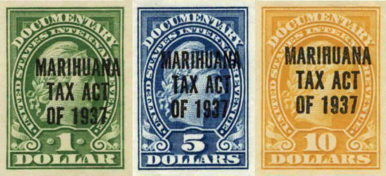 marihuana tax act of 1937