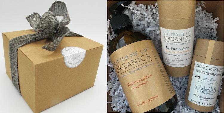 Kaya Hemp Co. Gift Box for Him