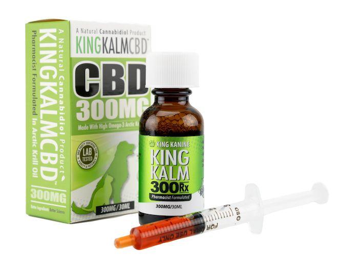 King Kanine King Kalm CBD 300mg (Ministry Of Hemp Official CBD Review)