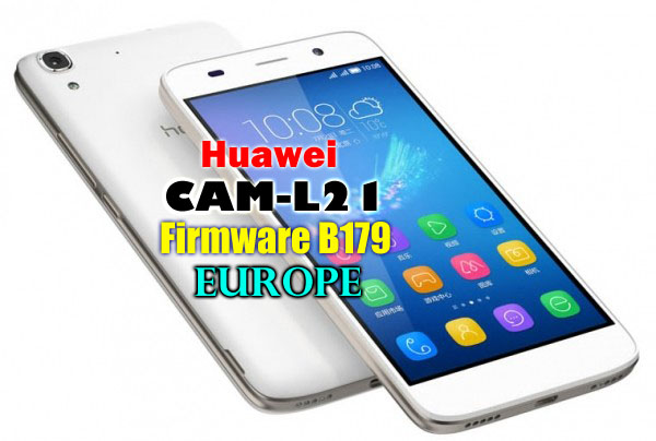 Huawei Y6II CAM-L21 Firmware B179 Update (Europe)