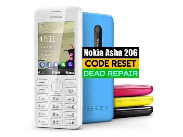 How to unlock nokia 100 forgot security code