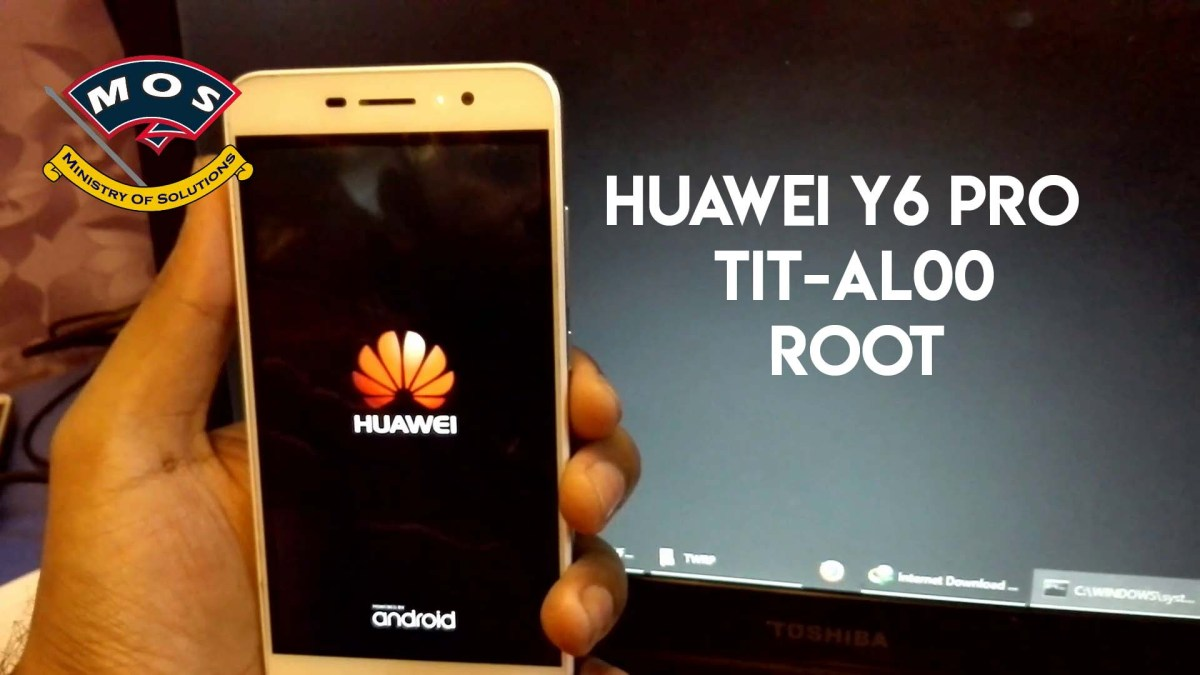 Huawei Y6 Pro TIT-AL00 Root For Middle East