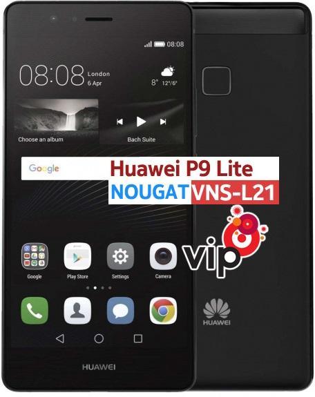 Huawei P9 Lite VNS-L21 Nougat B370 (Vip mobile - Serbia)
