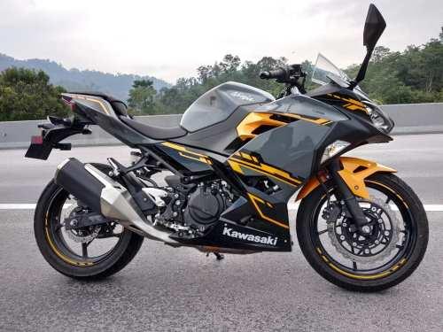 Review Kawasaki Ninja 250 2018 Ministry Of Superbike