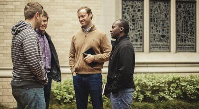 Men's discipleship