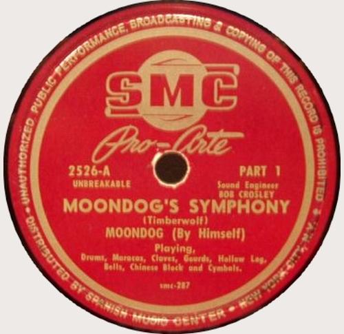 Moondog's Symphony - Face A