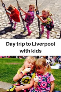 day trip to liverpool with kids pin www.minitravellers.com
