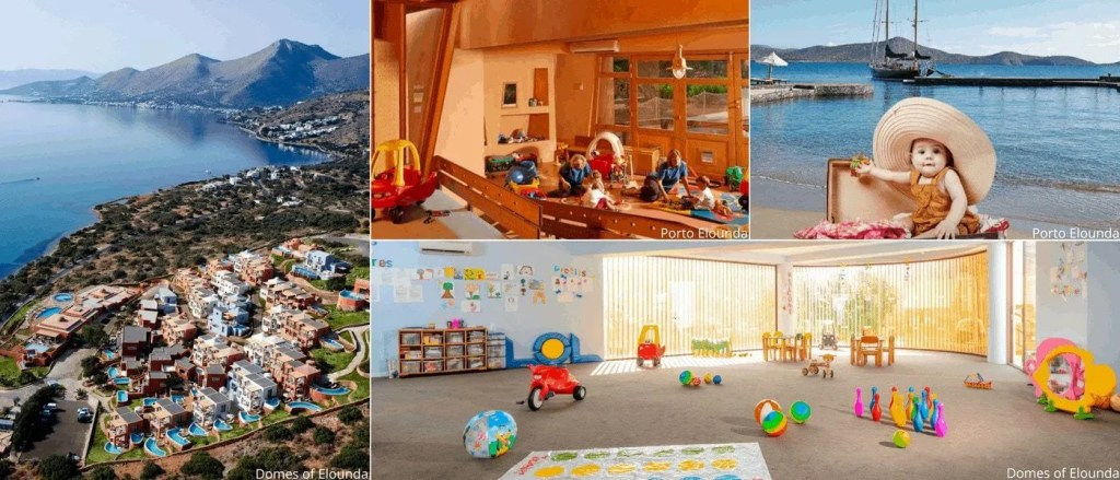The Best Hotel Crèches in Europe and Beyond (Under 2's) www.minitravellers.co.uk