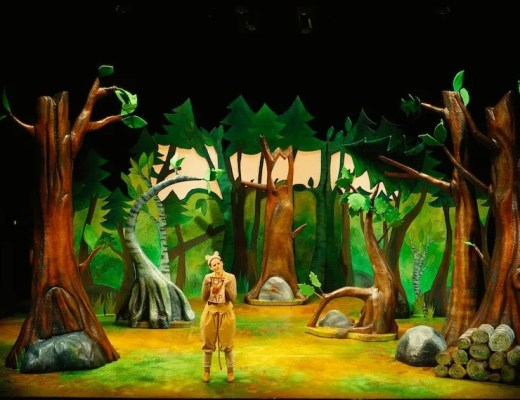 Review | The Gruffalo Live on Stage | The LowryReview | The Gruffalo Live on Stage | The Lowry www.minitravellers.co.uk