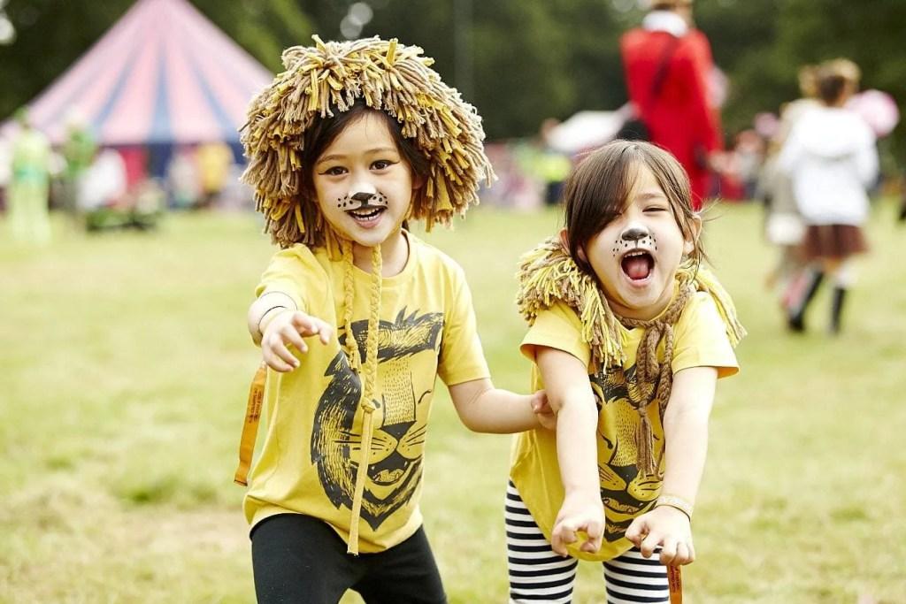 Just So Festival www.minitravellers.co.uk