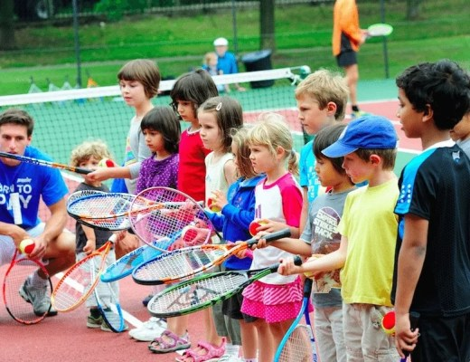 Great British tennis Weekend www.minitravellers.co.uk