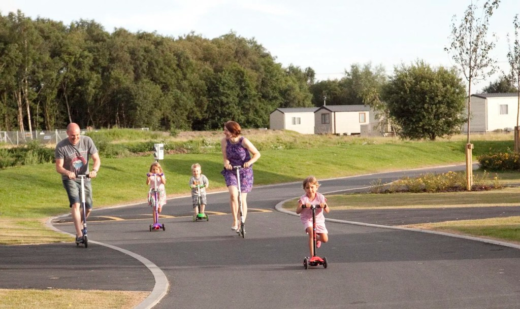 Tattershall Lakes - Away Resorts. An alternative to Center Parcs for families