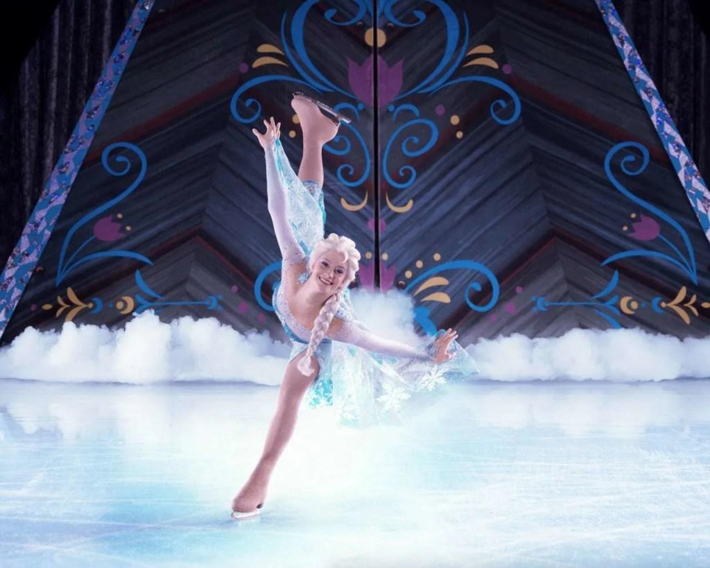 Disney on Ice presents Frozen www.minitravellers.co.uk