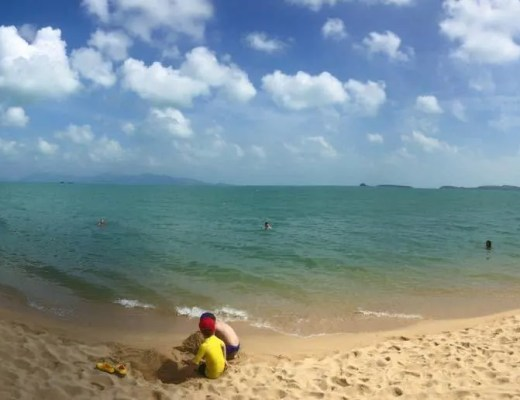 Is it Worth a Trip to Koh Samui, Thailand via Dubai with Kids? www.minitravellers.co.uk