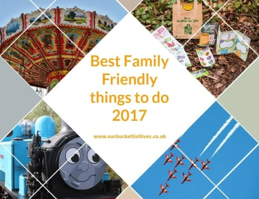 Family Friendly Events in 2017 www.minitravellers.co.uk