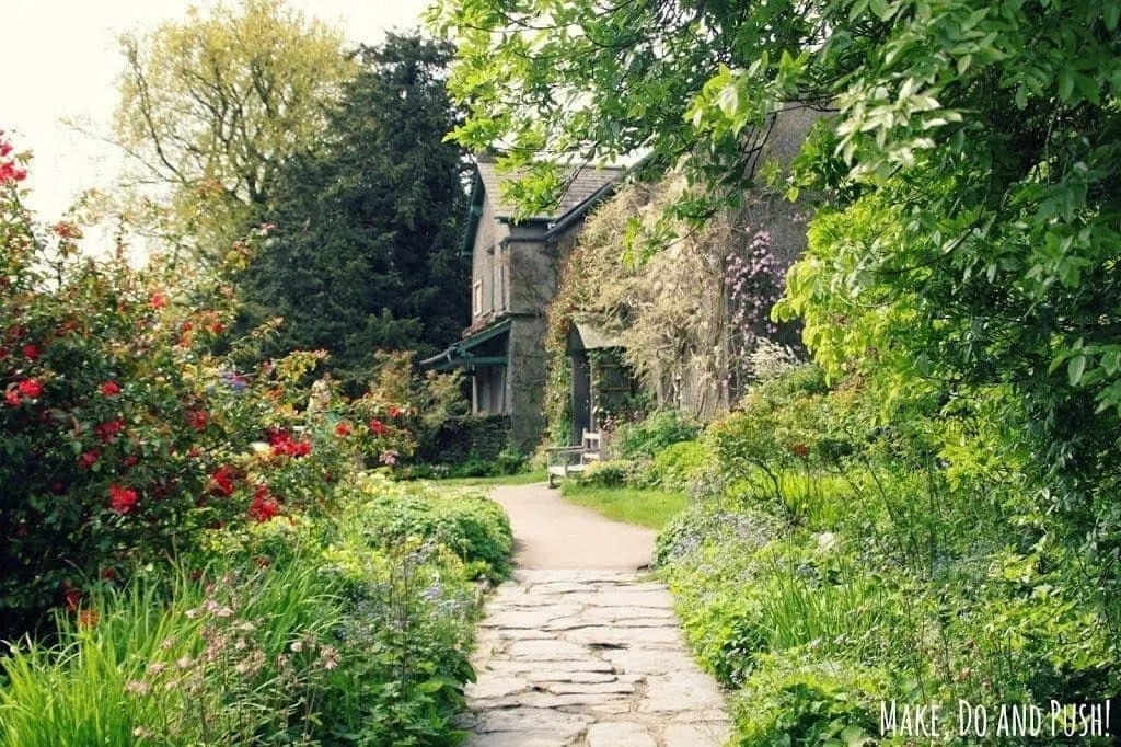 Exploring Hill Top Farm, Beatrix Potter's family home - an amazing National Trust day out