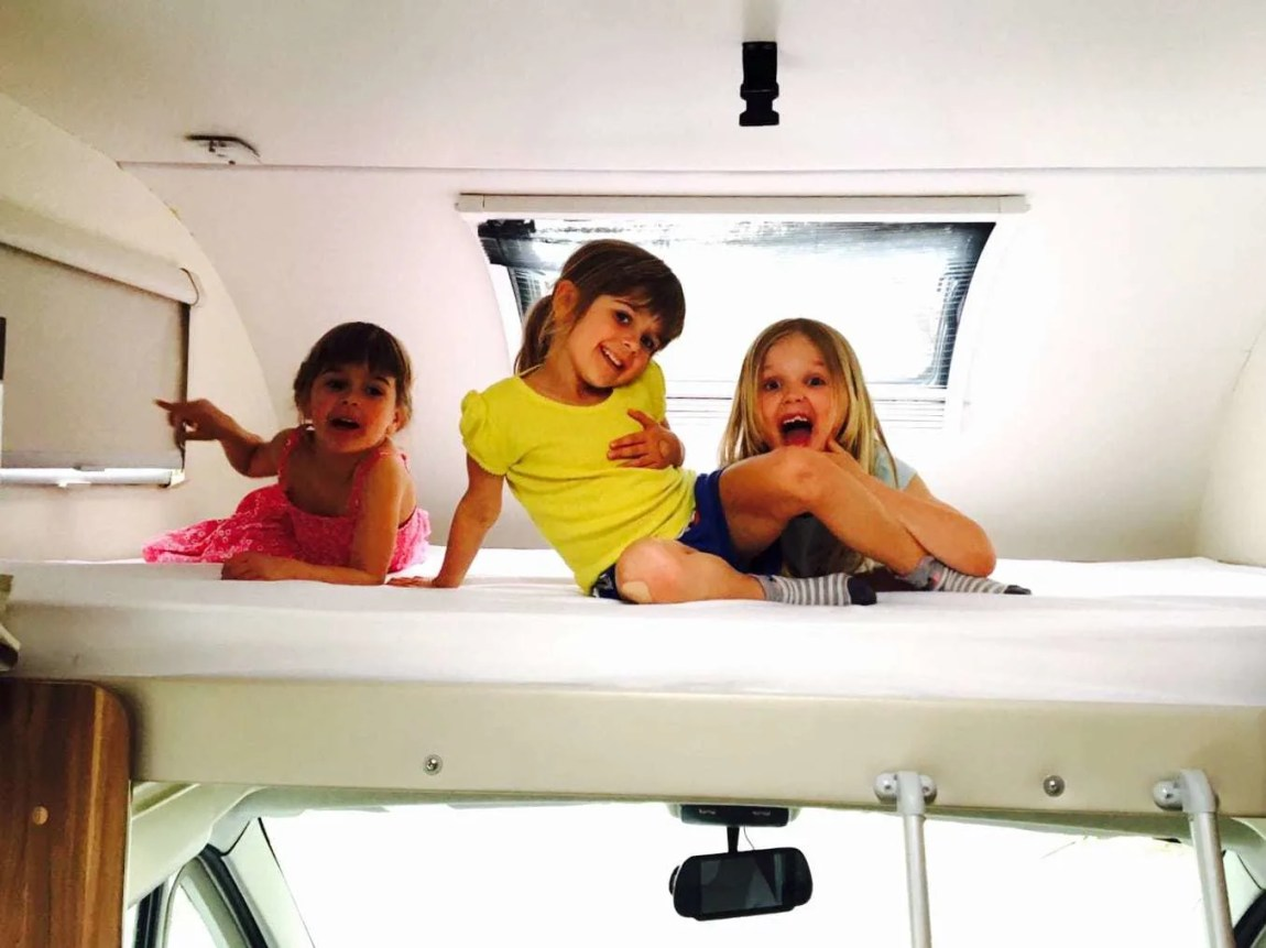 Ten Top Tips   First Time in a Motorhome with Kids www.minitravellers.co.uk