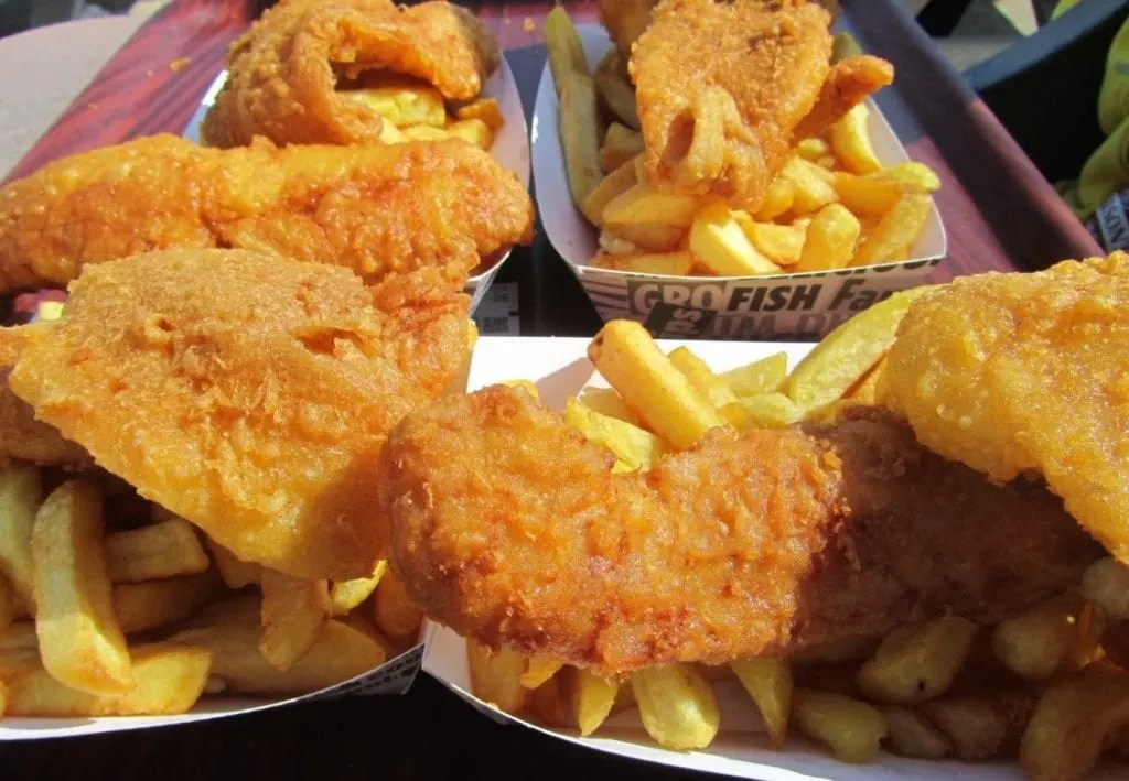 Fish And Chip Restaurants In Dartmouth