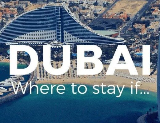 Dubai Where to stay if... www.minitravellers.co.uk