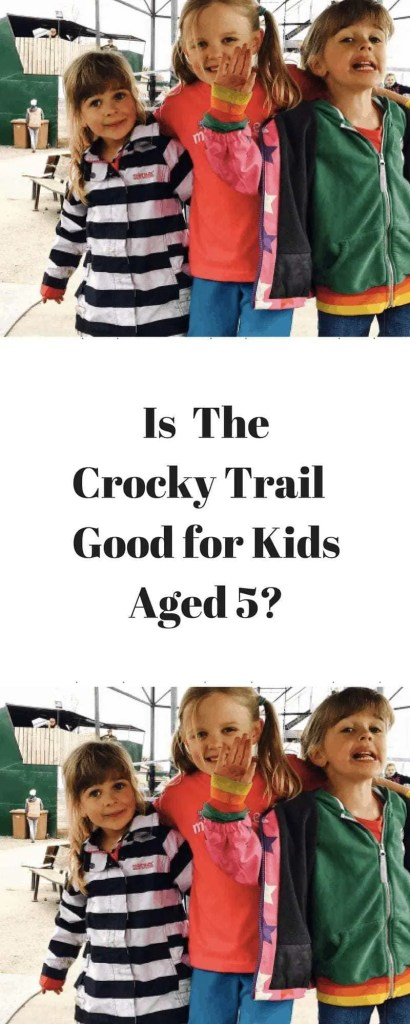 Is the Crocky Trail Good for Kids Aged 5- www.minitravellers.co.uk